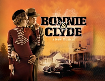 Bonnie & Clyde on Broadway