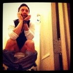 Steve Kazee SIP Bathroom