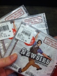 My three Newsies CDs