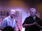 Harvey Fierstein and Jack Feldman