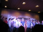 Newsies Perform