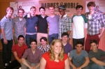 Newsies Group with Me