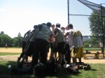 Newsies Softball June 28 2012 04