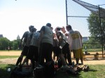 Newsies Softball June 28 2012 05