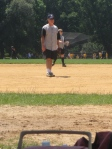 Newsies Softball June 28 2012 06