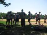 Newsies Softball June 28 2012 09