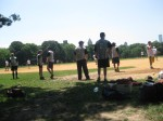 Newsies Softball June 28 2012 10