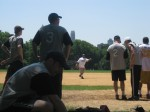 Newsies Softball June 28 2012 11