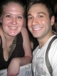 Michael Fatica and Me June 30, 2013