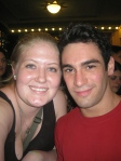 Tommy Bracco and Me June 30, 2013
