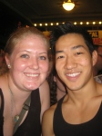 Alex Wong and Me June 30, 2013
