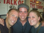 The Newsies Lotto Guys and I - July 2, 2012