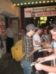 Newsies Stage Door 2 - July 2, 2012