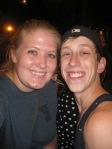 Ryan Breslin and I - July 2, 2012