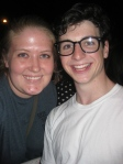 Jack Scott and I - July 2, 2012