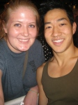 Alex Wong and I - July 2, 2012