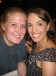 Kara Lindsay and I - July 2, 2012