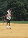 Newsies Softball July 5, 2012