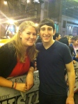 Ben Fankhauser and I - September 28, 2012