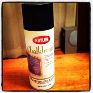 Diy chalkboard wine glasses stephanie isms for Spray painting wine glasses